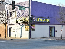 Romantix - Galaxy Theatre & Book Store