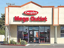 Couples Mega Outlet
