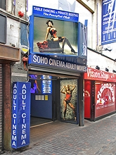 Soho Cinema - Adult Movies -