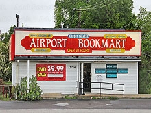 Airport Video & Bookmart