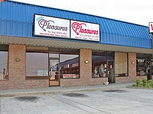 Pleasures Romance Boutique