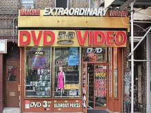 Extraordinary Video & Dvd