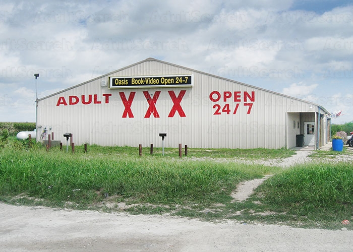 Adult video stores with glory holes