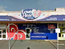 Love Heart Adult Shop