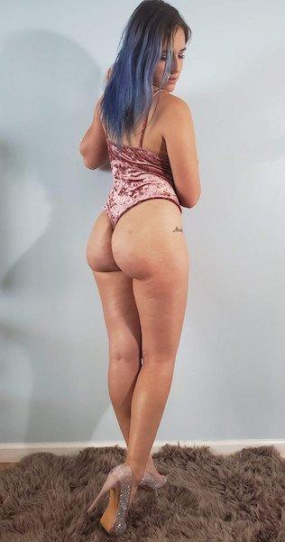 body rub ad