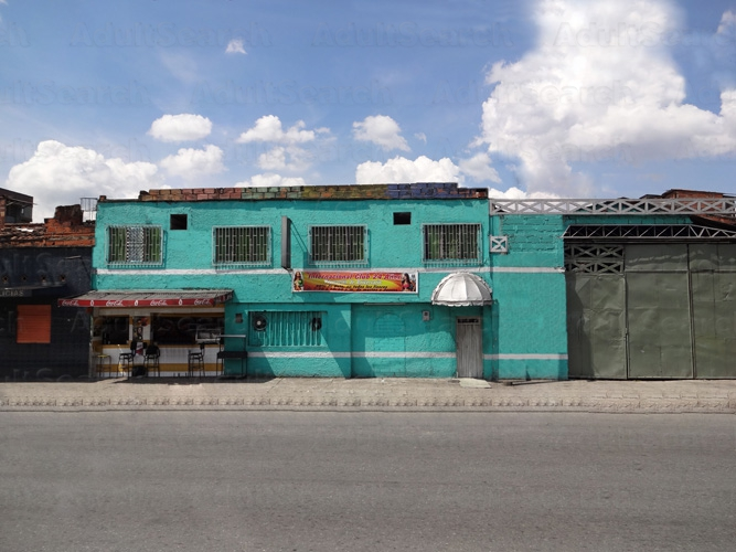 colombian strip clubs