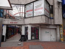 Bogota strip club