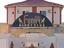 Funky Girl Night Club