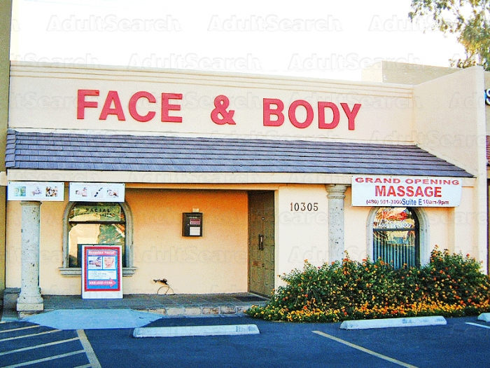 Erotic massage phoenix az