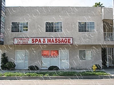 in the masseuse Torrance, California