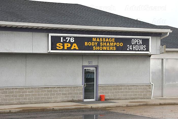 Shemale massage parlors