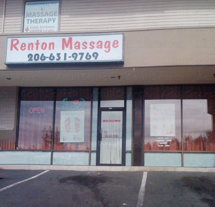 free erotic asian massage Renton, Washington