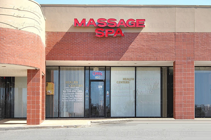 texas erotic massage parlor