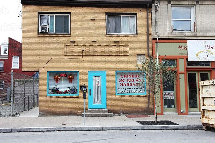 Asian massage parlor pittsburgh