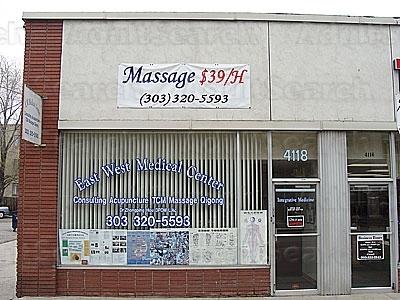 Denver parlors asian massage