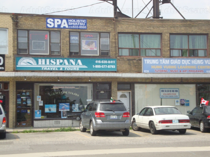 The best erotic massage in ontario the