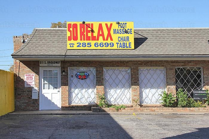Massage parlor oklahoma city