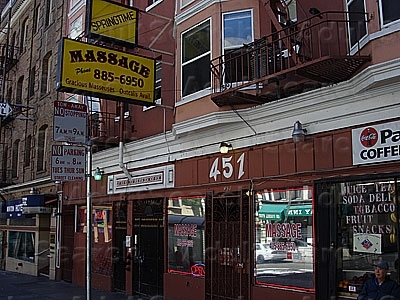 asian massage parlors in san francisco GARCIA'S Poet