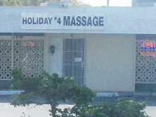 Holiday Massage