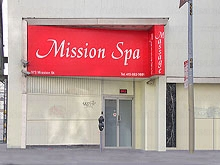 Mission Spa