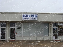Asian Rain Day Spa
