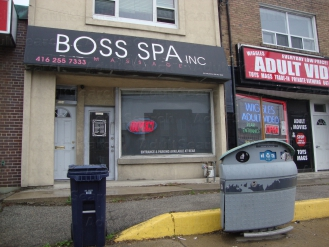 Boss Spa Inc