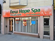 New Hope Massage