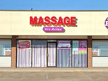 We Relax Massage