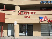 Mercury Spa