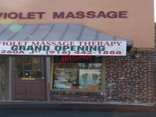Violet Massage Therapy