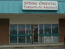Spring Oriental Massage Therapy