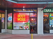 Body Work Massage