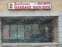 Sunflower Massage