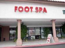 Tibetan Foot Spa