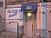 Blair Street Sauna