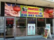 Li Fushan Panda Massage
