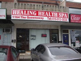 Healing Health Spa