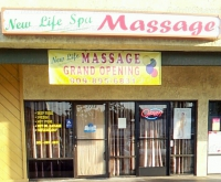 New Life Spa Massage