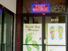Health Foot Massage