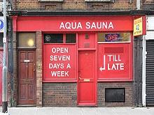 Aqua Sauna