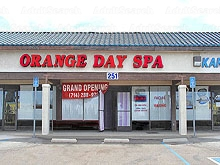 Orange Day Spa