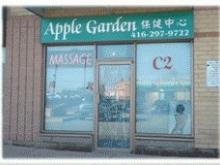 Apple Garden Massage