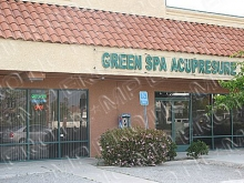 Green Spa Acupressure