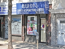Chinese Acupuncture and Bodywork