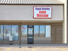 Royal Healing