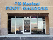# 8 Herbal Foot Massage