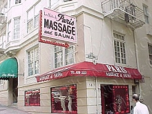 Les Nights de Paris Massage