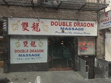 Double Dragon Massge