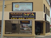 Holistic Spa Therapy Center