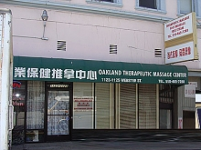 Oakland Therapeutic Massage Center